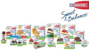 Σειρά επιδορπίων Sweet & Balance Γιώτης: Γλυκιά απόλαυση χωρίς ζάχαρη!
