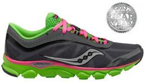 Saucony Virrata: Γυναικείο αθλητικό παπούτσι επιδόσεων σε τιμή ΣΟΚ