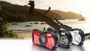 Ricoh WG-20: Αδιάβροχη, υποβρύχια, ανθεκτική κάμερα για την παραλία και όχι μόνο...