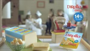 Dirollo Classic: To κίτρινο τυρί με χαμηλά λιπαρά και πλούσια γεύση... για απόλαυση χωρίς ενοχές!