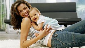 Χάσε εύκολα τα κιλά της εγκυμοσύνης χωρίς αυστηρές διαίτες