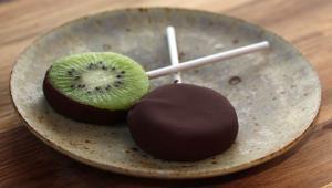 Σοκολατένια ακτινίδια: Ένα δροσιστικό επιδόρπιο για όλες τις ώρες!