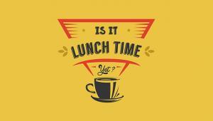 Εσείς γιατί φάγατε το μεσημεριανό σας;