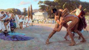 Τι έτρωγαν οι αθλητές στην Αρχαία Ελλάδα