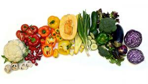 Η δίαιτα του ουράνιου τόξου