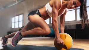 Αύξηση της μυϊκής μάζας σε συνδυασμό με τη διατροφή