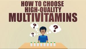 Πως να επιλέξεις την πολυβιταμίνη που χρειάζεσαι