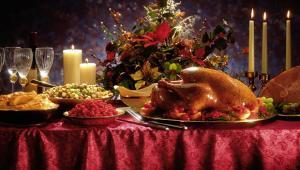 Το γιορτινό τραπέζι