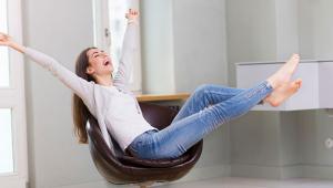 Διώξε το στρες χωρίς να σηκωθείς από την καρέκλα σου