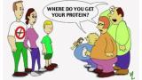 Αν κόψω το κρέας από πού θα παίρνω την πρωτεΐνη;