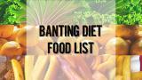 Δίαιτα Banting: Ποια είναι τα χαρακτηριστικά της